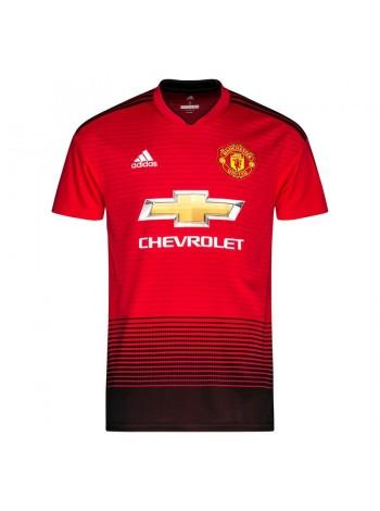 купить Детская футбольная форма Манчестер Юнайтед домашняя 2018-2019