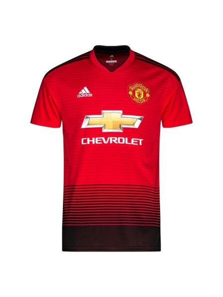 Футбольная форма Манчестер Юнайтед домашняя 2018-2019