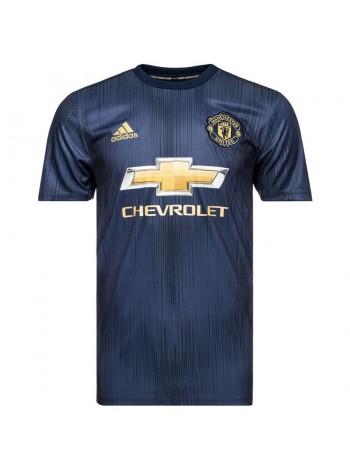 купить Детская футбольная форма Манчестер Юнайтед резервная 2018-2019