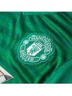 купить Футбольная форма вратарская Манчестер Юнайтед домашняя 2018-2019 длинный рукав