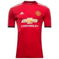 Футбольная форма Манчестер Юнайтед домашняя 2017-2018