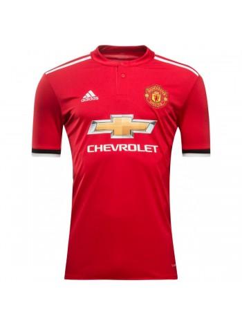 купить Футбольная форма Манчестер Юнайтед домашняя 2017-2018