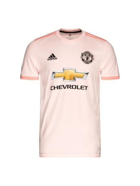 Футбольная форма Манчестер Юнайтед выездная 2018-2019