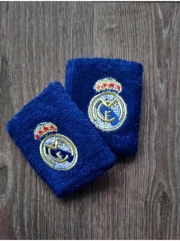 купить Напульсник Реал Мадрид синий