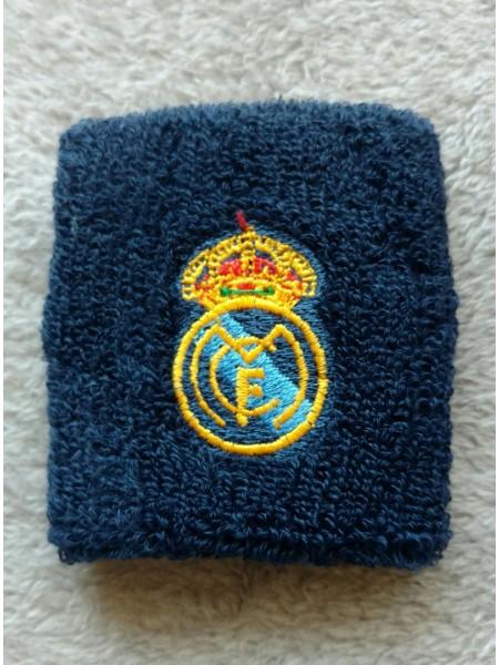 Напульсник Реал Мадрид темно-синий