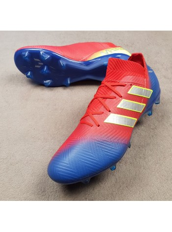 купить Бутсы Adidas Nemeziz Messi 18.1 FG - Action Red