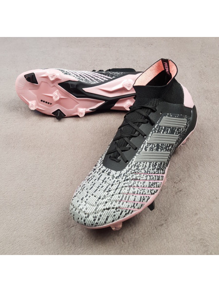 Бутсы Predator 19.1 FG/AG Exhibit - Pink Kvinde