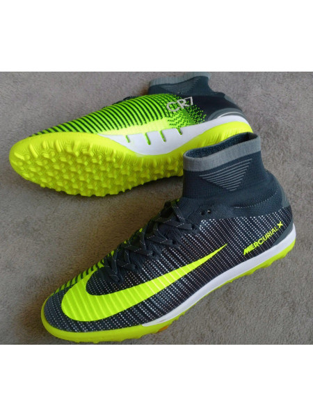 Сороконожки Mercurial X Proximo II TF CR7