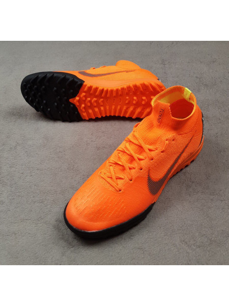 Сороконожки MercurialX Superfly 360 Elite orange