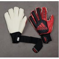 Вратарские перчатки Adidas Ace Trans красно-черные