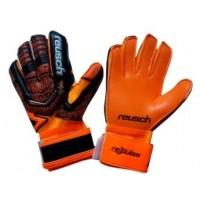 Вратарские перчатки Reusch М1 replica оранжево-черные