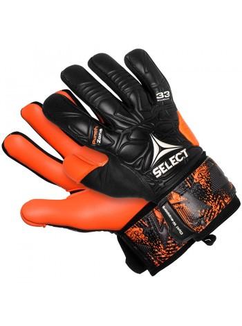 купить Перчатки вратрские SELECT 33 ALLROUND (061) черно-оранжевые