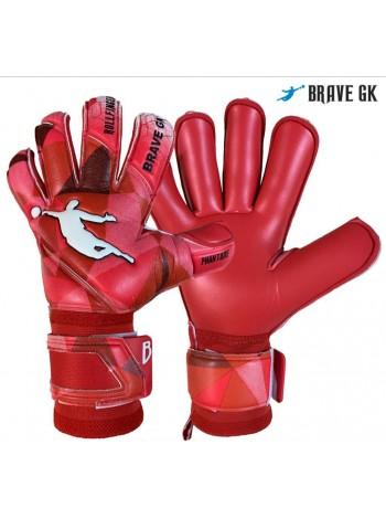 купить Перчатки вратарские BRAVE GK PHANTOME красные