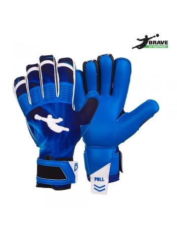 купить Перчатки вратарские BRAVE GK CATALYST синие