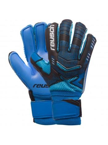 купить Вратарские перчатки Reusch синие