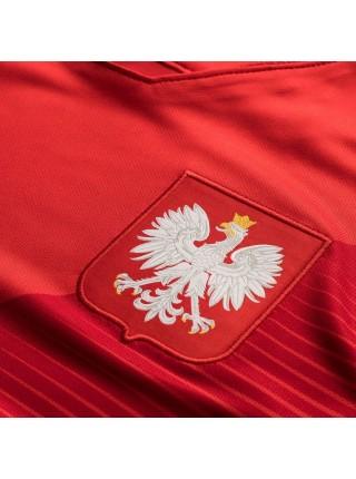 Футболка национальной сборной Польша домашняя 2018