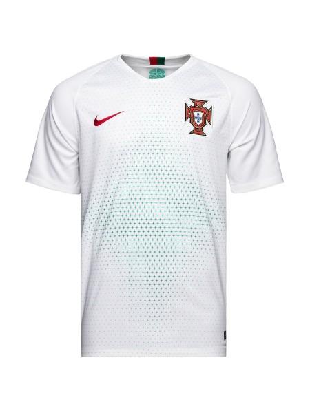 Футбольная форма национальной сборной Португалия выездная 2018