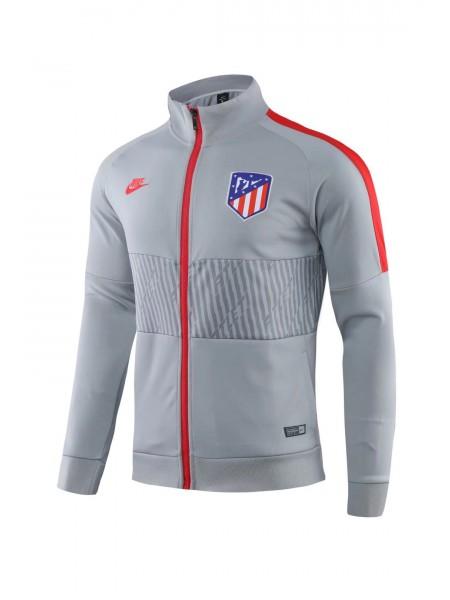Спортивный костюм Атлетико серый 2019-2020