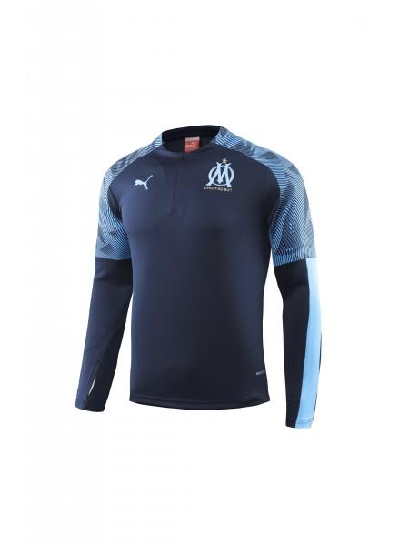 Тренировочный костюм Марсель темно-синий 2019-2020