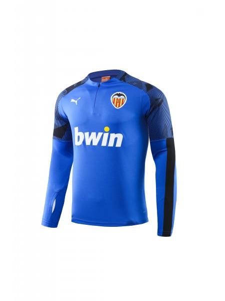 Тренировочный костюм Валенсия синий 2019-2020