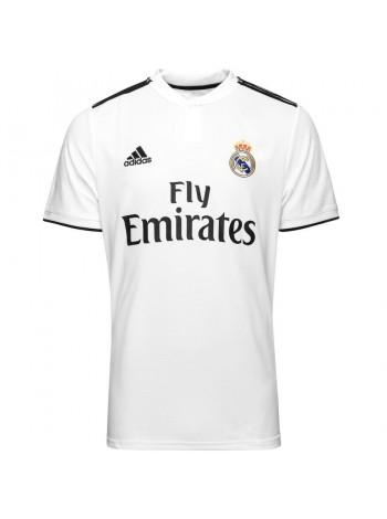 купить Детская футбольная форма Реал Мадрид домашняя 2018-2019