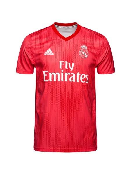 Детская футбольная форма Реал Мадрид резервная 2018-2019