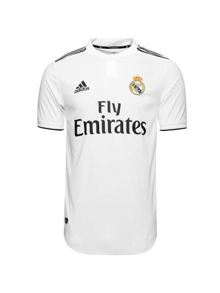 Футболка игровая Реал Мадрид домашняя 2018-2019 премиум качество
