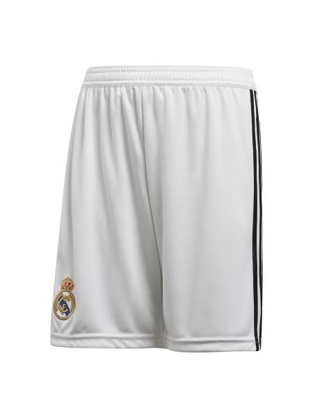 Шорты игровые Реал Мадрид домашние 2018-2019 премиум качество
