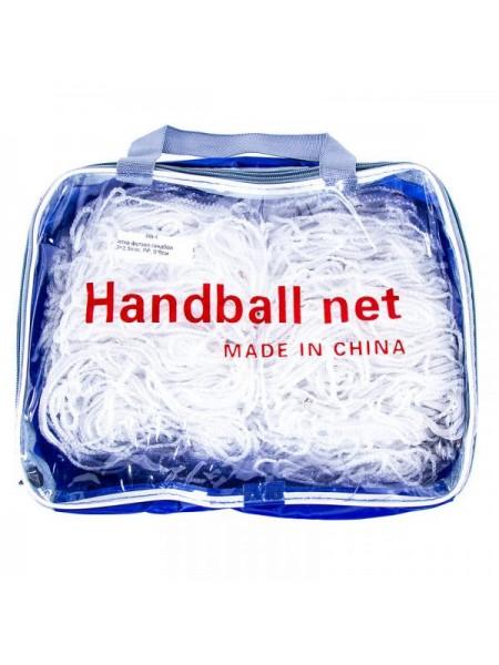 Сетка для ворот футзал\гандбол HN-1 d=2.5mm, 6*6