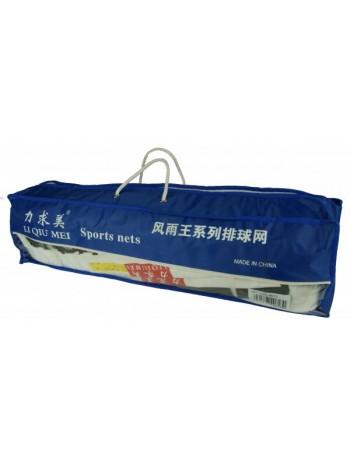 купить Сетка волейбольная LQN-0613 профи