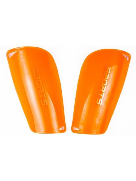 Щитки Sports оранжевые детские