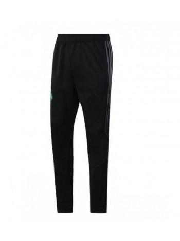 купить Футбольные штаны Реал Мадрид черно-серые