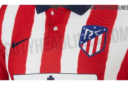 Домашняя форма Атлетико на сезон 2020-2021