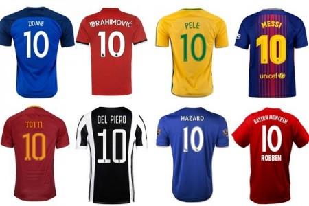 Печать номеров и фамилий на футбольной форме