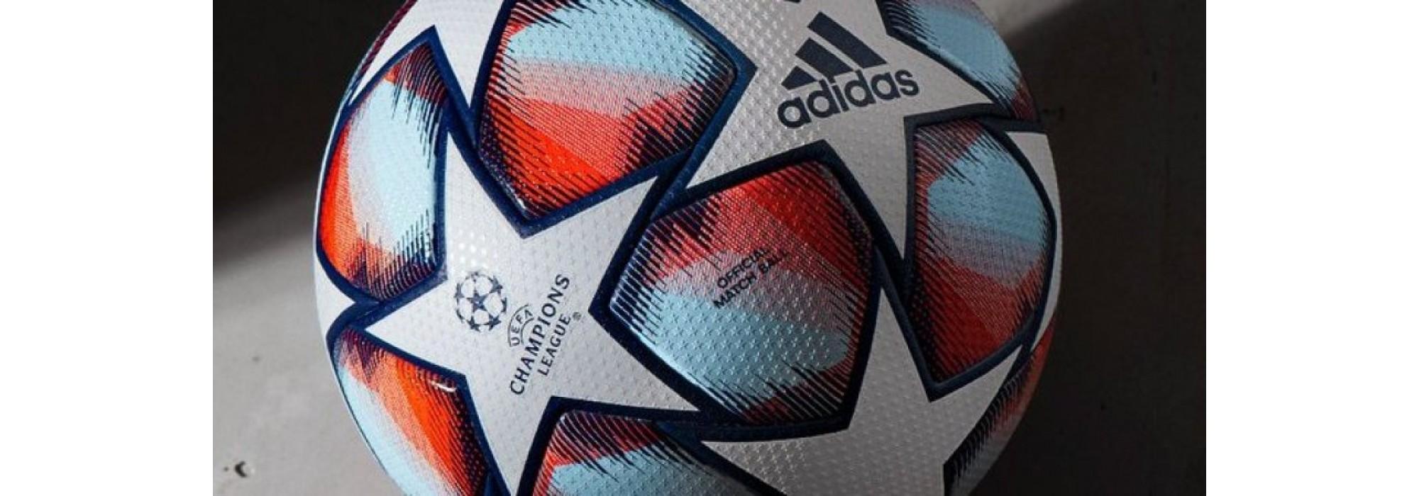 УЕФА представили новый мяч для Лиги Чемпионов 2020-2021