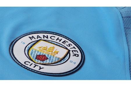 История формы «Манчестер Сити»