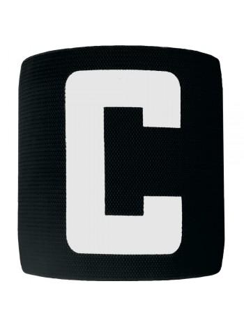 купить Капитанская повязка на липучке SWIFT Capitans Band, черная, Senior