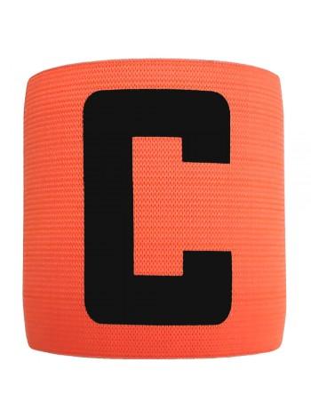 купить Капитанская повязка на липучке SWIFT Capitans Band, оранжевая, Senior