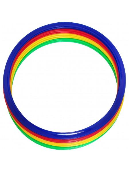 Кольца для координации SWIFT Agility Ring, d 45 см (12 шт)