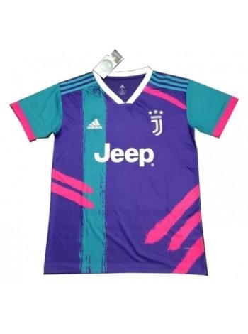 купить Тренировочная футболка Ювентус игровая 2019-2020 фиолетовая