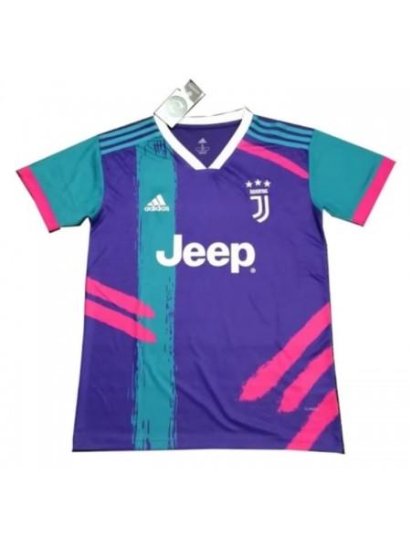 Тренировочная футболка Ювентус игровая 2019-2020 фиолетовая