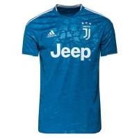 Тренировочная футболка Ювентус игровая 2019-2020 голубая