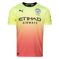 Тренировочная футболка Манчестер Сити резервная игровая 2019-2020