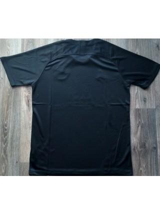 Тренировочная футболка ПСЖ игровая 2019-2020 черная