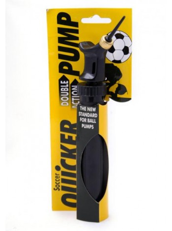 купить Насос для мячей пластиковый double pump