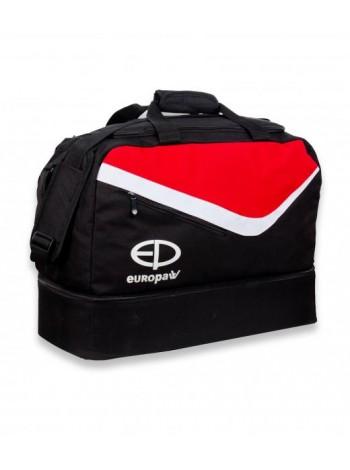 купить Сумка спортивная Europaw TeamLine черно-красная