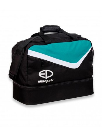 купить Сумка спортивная Europaw TeamLine черно-зеленая