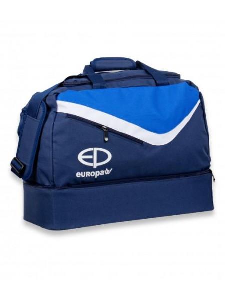 Сумка спортивная Europaw TeamLine т.сине-синяя