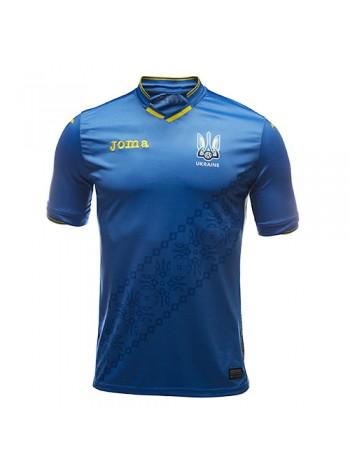 купить Футбольная форма национальной сборной Украина выездная 2018