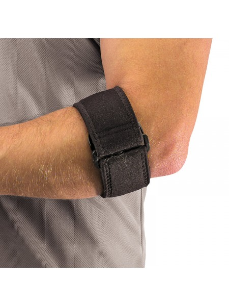 Фиксатор локтя Mueller Tennis Elbow with Gel Pad  (70207)